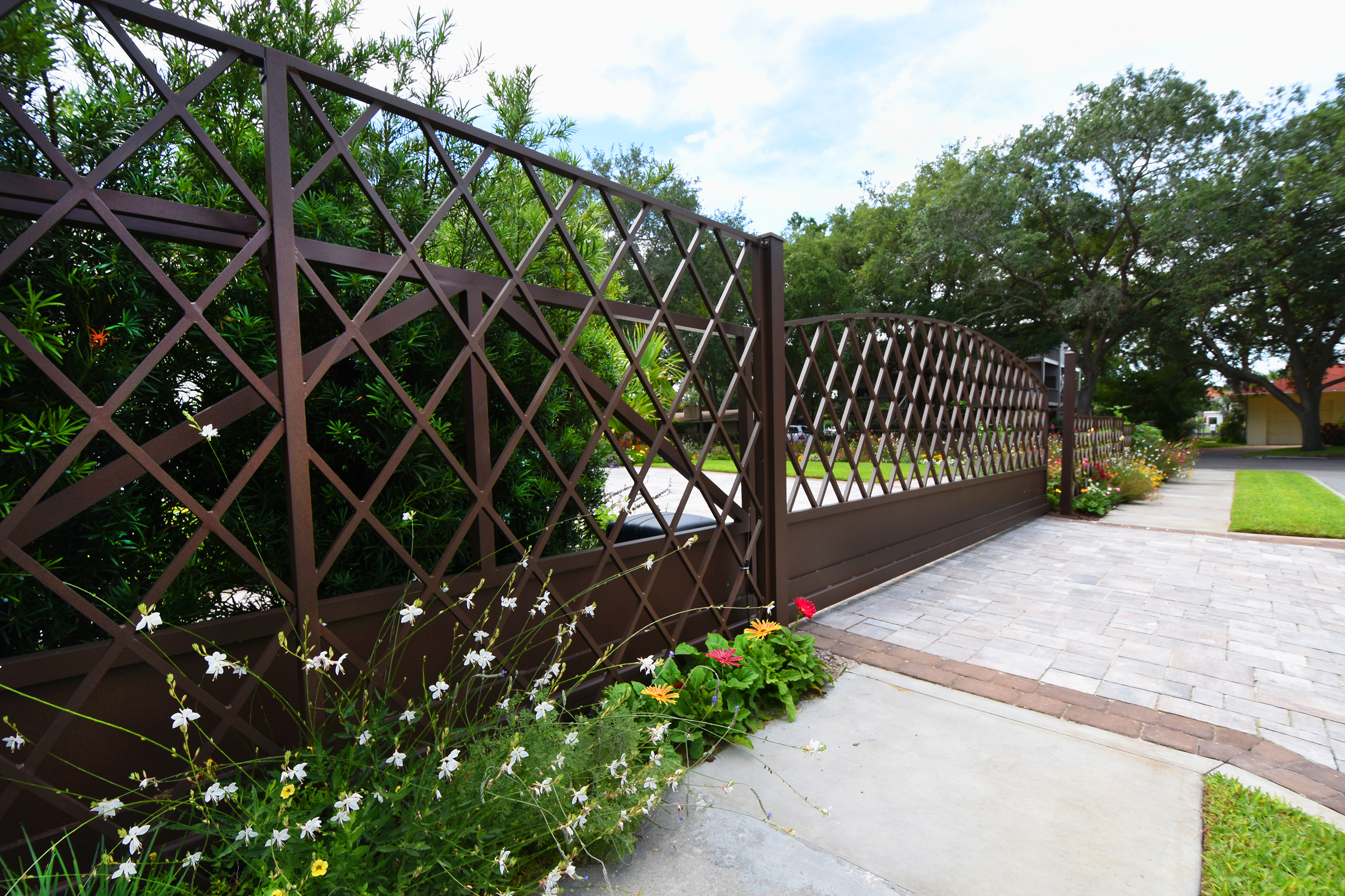 botanical solutions fence