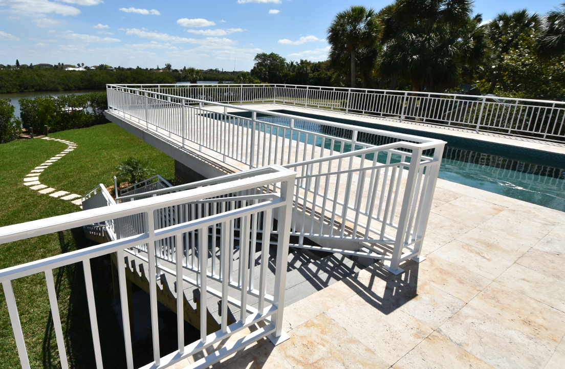 botanical solutions railing